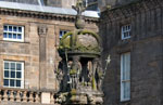 The Palace of Holyroodhouse, Edinburgh